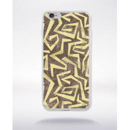 Coque graffiti abstrait 9 compatible iphone 6 transparent