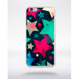 Coque graffiti abstrait 6 compatible iphone 6 transparent