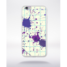 Coque graffiti abstrait 3 compatible iphone 6 transparent