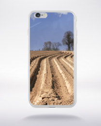 Coque terre agricole ile de re compatible iphone 6 transparent