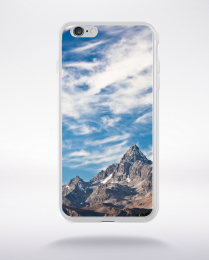 Coque la montagne compatible iphone 6 transparent