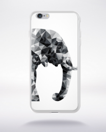 Coque éléphant compatible iphone 6 transparent