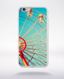 Coque la grande roue compatible iphone 6 transparent