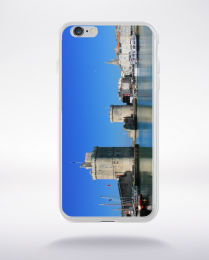Coque le port de la rochelle compatible iphone 6 transparent