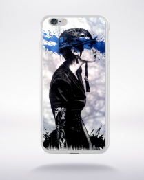 Coque graffiti de guerre compatible iphone 6 transparent