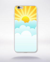 Coque sunrise compatible iphone 6 transparent