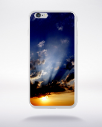 Coque vue du ciel compatible iphone 6 transparent