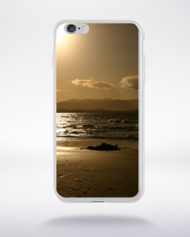 Coque sunset  compatible iphone 6 transparent