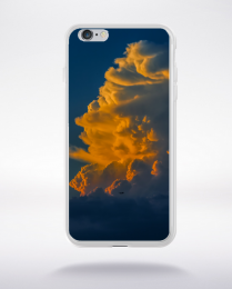 Coque nuage compatible iphone 6 transparent