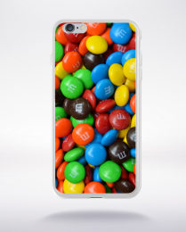 Coque m&m compatible iphone 6 transparent