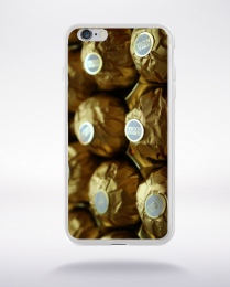 Coque ferrero rocher  compatible iphone 6 transparent