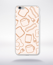 Coque cartoon pattern 10 compatible iphone 6 transparent