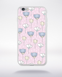 Coque cute forest pattern 10 compatible iphone 6 transparent