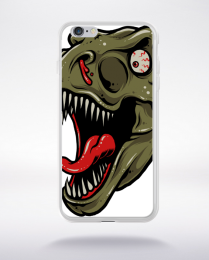 Coque scary dino compatible iphone 6 transparent
