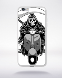 Coque scooter reaper compatible iphone 6 transparent