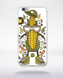 Coque children of the corn compatible iphone 6 transparent