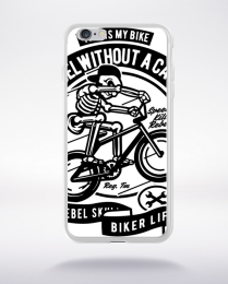 Coque rebel without a cause compatible iphone 6 transparent