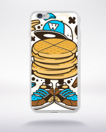 Coque waffle compatible iphone 6 transparent