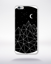 Coque dark night compatible iphone 6 transparent