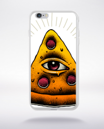 Coque killer pizza compatible iphone 6 transparent