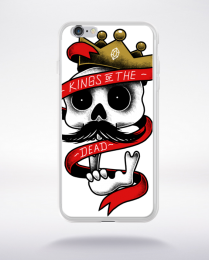 Coque kings of the dead compatible iphone 6 transparent