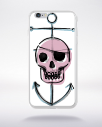 Coque pirate compatible iphone 6 transparent