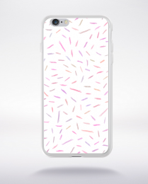 Coque party pattern 9 compatible iphone 6 transparent