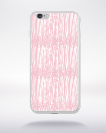 Coque party pattern 1 compatible iphone 6 transparent