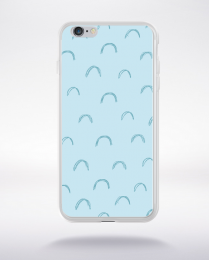 Coque party pattern 5 compatible iphone 6 transparent