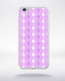 Coque party pattern 7 compatible iphone 6 transparent