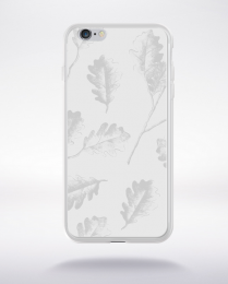 Coque pattern 4 glasier gray compatible iphone 6 transparent