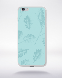 Coque pattern 4 aquamarine compatible iphone 6 transparent