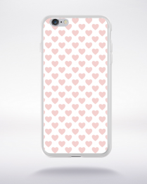 Coque wedding pattern 4 compatible iphone 6 transparent