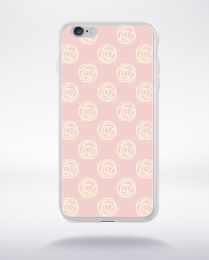 Coque wedding pattern 8 compatible iphone 6 transparent
