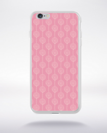 Coque wedding pattern 10 compatible iphone 6 transparent