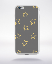 Coque pattern 76 compatible iphone 6 transparent