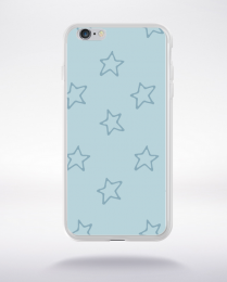 Coque pattern 80 compatible iphone 6 transparent