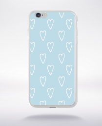 Coque pattern 75 compatible iphone 6 transparent