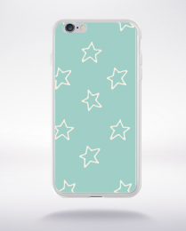 Coque pattern 77 compatible iphone 6 transparent