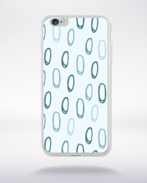 Coque pattern 64 compatible iphone 6 transparent