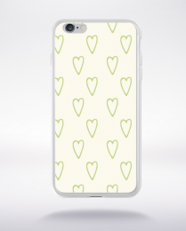 Coque pattern 72 compatible iphone 6 transparent