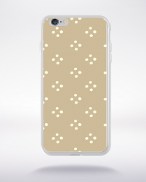 Coque pattern 66 compatible iphone 6 transparent