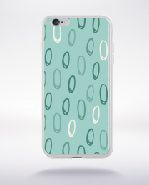 Coque pattern 63 compatible iphone 6 transparent