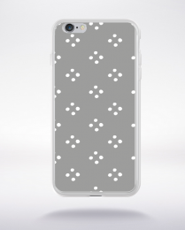 Coque pattern 68 compatible iphone 6 transparent