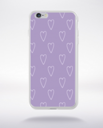 Coque pattern 74 compatible iphone 6 transparent