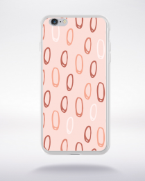 Coque pattern 61 compatible iphone 6 transparent