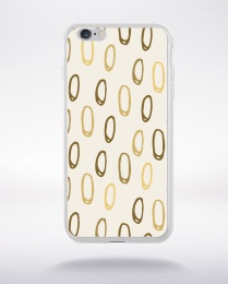 Coque pattern 62 compatible iphone 6 transparent