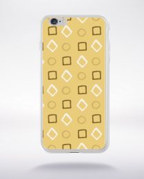 Coque pattern 97 compatible iphone 6 transparent