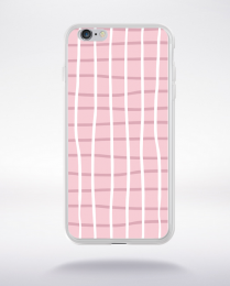 Coque pattern 90 compatible iphone 6 transparent