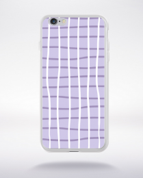 Coque pattern 87 compatible iphone 6 transparent